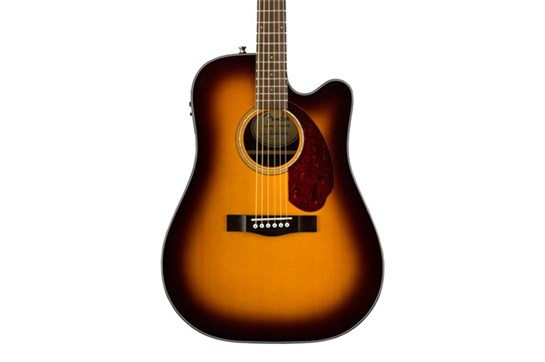 Fender CD-140SCE Acoustic-Electric (Sunburst)